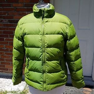Land's End down puffer coat